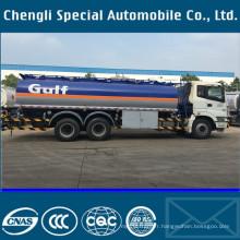 5500gallons vente chaude huile transport camion