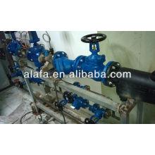 réduire la pression de vapeur vannes