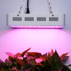 Full Spectrum LED Grow Light for indoor plants Red/Blue/White/UV/IR