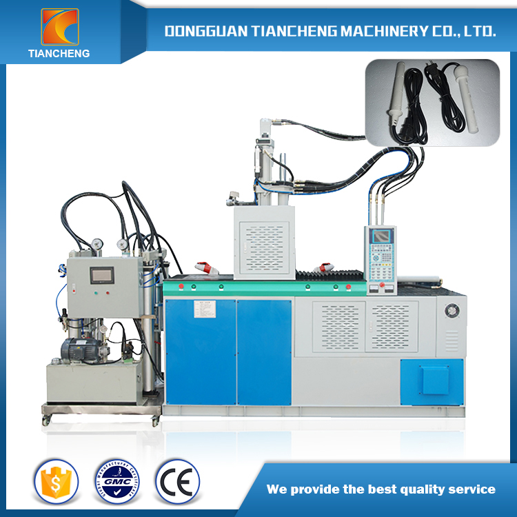 Vertical Double Sliding Table Injection Machinery