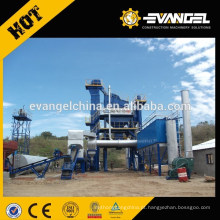 Planta de tratamento por lotes concreta 60m3 HZS60 / RD60 em Argélia best seller