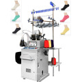 3.75 computerized automatic teery and plain sock making machine