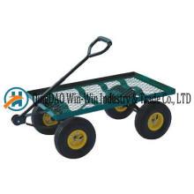 Carrinho de mão de carrinho de jardim Tc1807