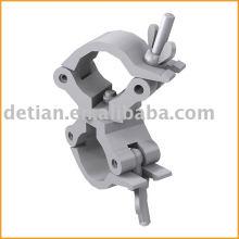 Gancho para braçadeira de treliça de sistema de treliça leve / braçadeira de alumínio para iluminação de pendurar
