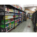 Oceania Style Storage Gondola Shelving for Grocery Stores and Shops
