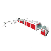 PP Woven Bag Cutting Sewing Printing Making Machine