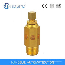 SC-Typ Kupfer pneumatische Schalldämpfer