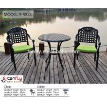 Fábrica China caliente venta de muebles al aire libre de importación de china