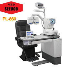 Silla oftálmico y soporte Pl-860 (directo de fábrica)