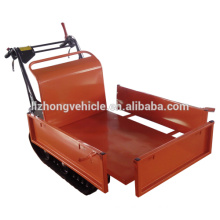 2015 wholesale 6.5hp 300kgs mini dumper 4x4,mini crawler dumper,mini dumper truck