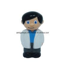 Bonecas de brinquedo modelo de plástico de brinquedo