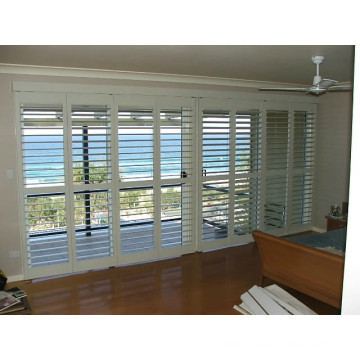 89mm Wooden Shutters for Canteen (SGD-S-5751)
