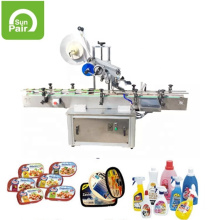 Professional Machinary Manufacturer Automatic Adhesive Labeling Machine For Round/Square/Flat Bottles