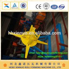Máquina do xinnuo do certificado de CE / ISO para a manufatura do fornecedor golded dos obturadores de rolo