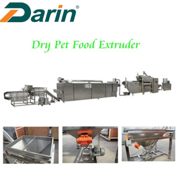 Dry Pet Food Pellet Making Machine