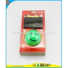 Estilo popular Brinquedo engraçado Brinquedo verde do sorriso Olá Bola de rebote de borracha