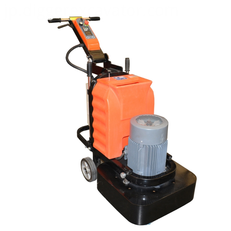 12 heads floor grinding and polishing machine-03