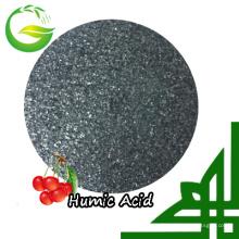 Fertilizante quelado del cinc del ácido húmico soluble en agua del 100% quelado