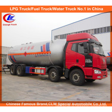 15t tanque de gás de GLP para FAW 10ton caminhão de entrega de propano