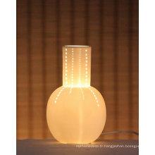 Lampe de maison en porcelaine