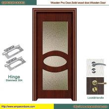 Puerta enrollable del fabricante de la puerta de la puerta de madera contrachapada