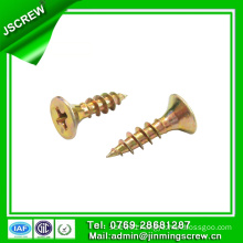 M3*15 Carbon Steel Flat Head Drywall Screw for Toy