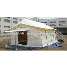 Polyester military tent