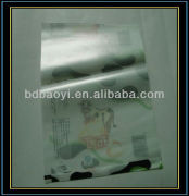 Plastic Frozen Food Packaging Bag