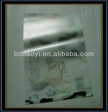 Plastic Frozen Food Packaging Bag