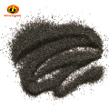 Corundum brown aluminum oxide in abrasive material