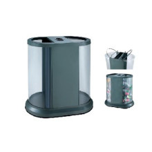 Cubo de basura de acero inoxidable de la venta caliente (DK159)