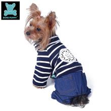 BONEPUPPY Pet Clothes for Dog Cat Filhote de Cachorro Hoodies Casaco de Inverno Suéter Camisola Quente