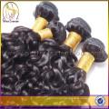 brasileiro trança de cabelo encaracolado, distribuidor de preços por atacado extensão do cabelo humano