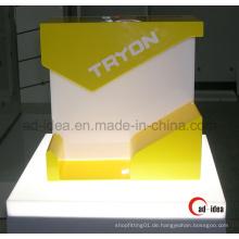 Acryl-Ausstellungsständer / Acryl-Würfel / Acryl-Ausstellungshalter (AD-ACL-3801)