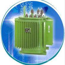 Distribution Transformer with Three-Dimensional Wound Core