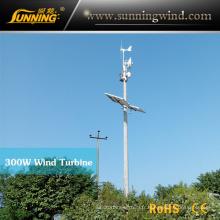Générateur d'énergie éolienne solaire hybride hors-réseau
