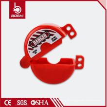 Robinet à bille de haute qualité Verrouillage de la vanne GAS Verrouillage du réservoir du cylindre (BD-Q21)