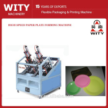 ZDJ-300K HIGH SPEED PAPER PLATE FORMING MACHINE