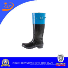 Botas de borracha de Neoprene longa de Wellington