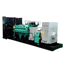 Gerador de diesel de alta tensão de 1600kw 2000kVA Set 3kv-13.8kv