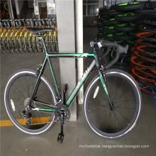Manufacturer Wholesale Price OEM 700c 21 Gear Mens Aluminum Road Bike Racing Bicycle for Adult