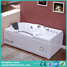 Wholesale Indoor Fitting Water Massage Bathtub (TLP-634)
