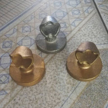 Zinc-plating Brass Contact Plate for Electrical Components