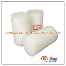 Pure White High Density HDPE Rod