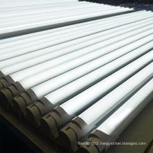 t8 led tube, dlc ul tuv ce rohs 120lm/w t8 led tube 1200mm