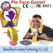 Rocket Game Pie Face Parent-and-Child Games Running Man Pie Face Game