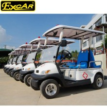 2 Seater Electric Ambulance Golf Cart