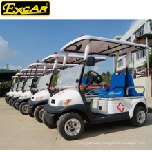 Ce Approved 2 Seater Electric Ambulance Cart