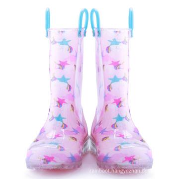 2020 New Fashion China Wholesale Steel Toe Pvc Transparent Rain Boots