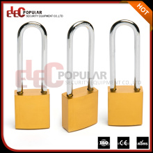 Elecpopular Hot Sale Products 41mm Lock Body Long Shackle Aluminium Padlock